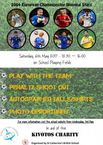 60th Anniversary Charity Football Tournament