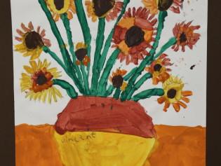 Year 2 Van Gogh