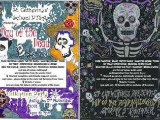 Halloween Poster Winners